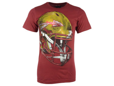 Florida State Seminoles NCAA Men's Sideline Completion Helmet T-Shirt