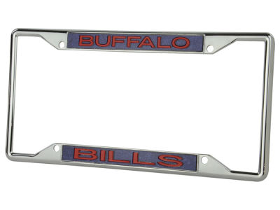 Buffalo Bills Glitter Laser Frame
