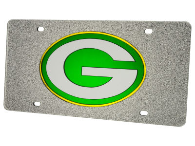Green Bay Packers Glitter Laser Tag