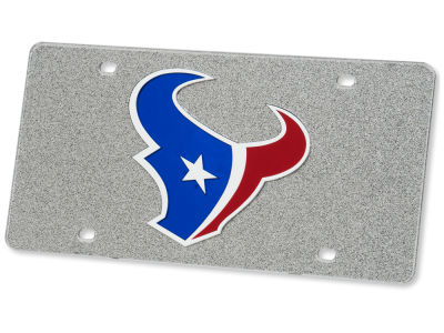 Houston Texans Glitter Laser Tag