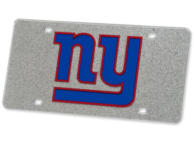New York Giants Glitter Laser Tag