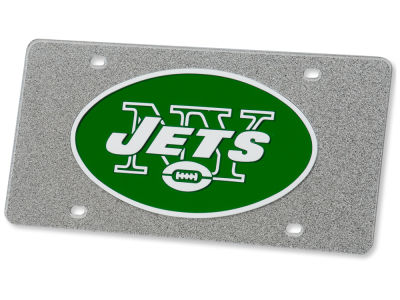 New York Jets Glitter Laser Tag