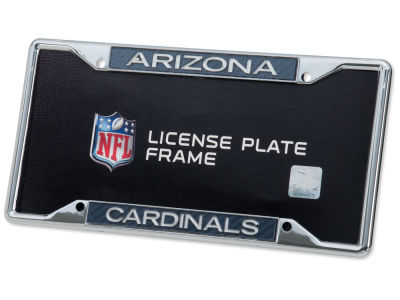 Arizona Cardinals Carbon Laser Frame