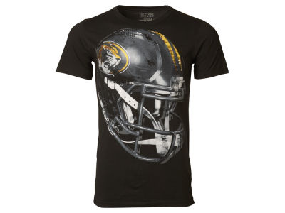 Missouri Tigers NCAA Men's Sideline Completion Helmet T-Shirt