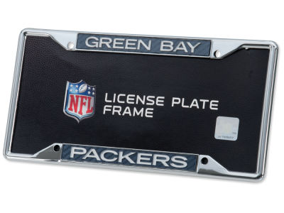 Green Bay Packers Carbon Laser Frame