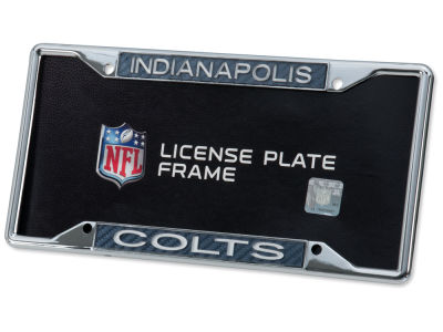 Indianapolis Colts Carbon Laser Frame