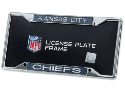 Kansas City Chiefs Carbon Laser Frame