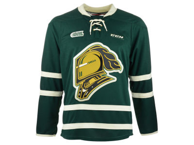 London Knights Reebok CHL Men's Premier Jersey
