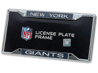 New York Giants Carbon Laser Frame