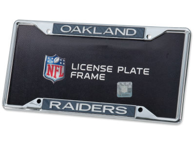 Oakland Raiders Carbon Laser Frame