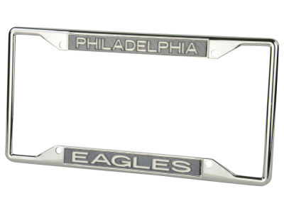 Philadelphia Eagles Carbon Laser Frame
