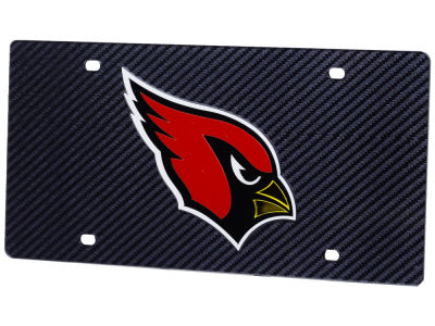 Arizona Cardinals Carbon Laser Tag