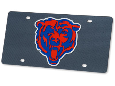 Chicago Bears Carbon Laser Tag