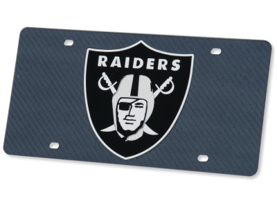 Oakland Raiders Carbon Laser Tag