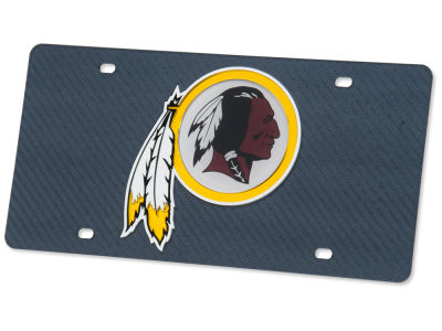 Washington Redskins Carbon Laser Tag