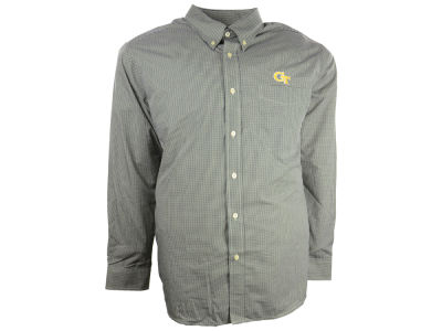 Georgia-Tech NCAA Focus Long Sleeve Woven Shirt