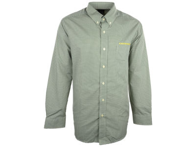 Oregon Ducks NCAA Focus Long Sleeve Woven Shirt