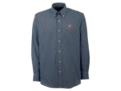 Virginia Cavaliers NCAA Focus Long Sleeve Woven Shirt