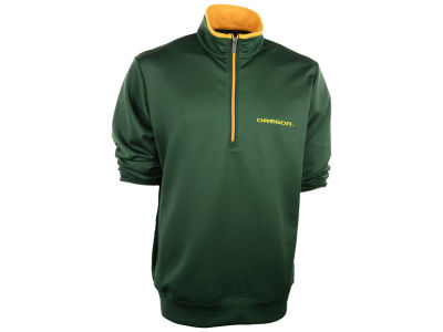 Oregon Ducks NCAA Leader Pullover Quarter Zip