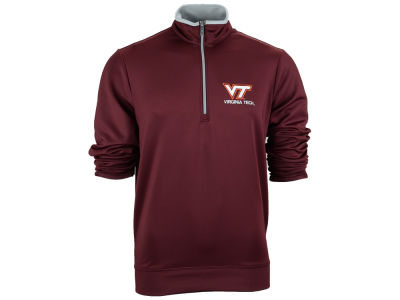 Virginia Tech Hokies NCAA Leader Pullover Quarter Zip