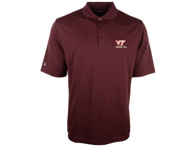 Virginia Tech Hokies NCAA Pique Xtra-Lite Polo