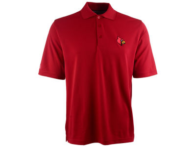 Louisville Cardinals NCAA Pique Xtra-Lite Polo