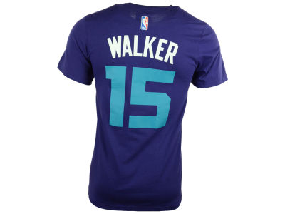 Charlotte Hornets Kemba Walker adidas NBA Men's Player T-Shirt