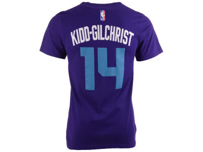 Charlotte Hornets Michael Kidd-Gilchrist adidas NBA Men's Player T-Shirt