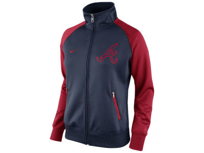Atlanta Braves Nike MLB Women's 1.5 Track Jacket