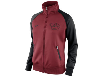 Arizona Diamondbacks Nike MLB Women's 1.5 Track Jacket
