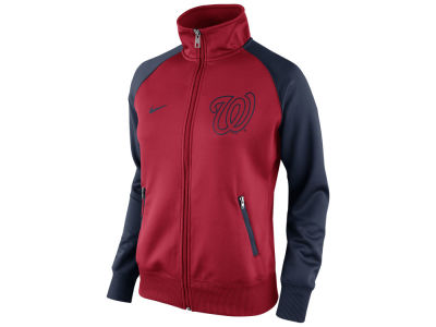 Washington Nationals Nike MLB Women's 1.5 Track Jacket