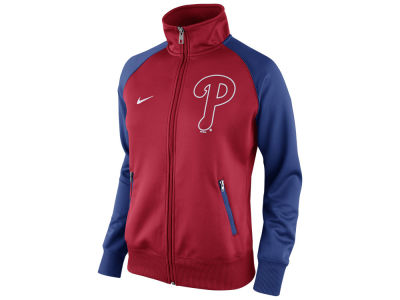 Philadelphia Phillies Nike MLB Women's 1.5 Track Jacket