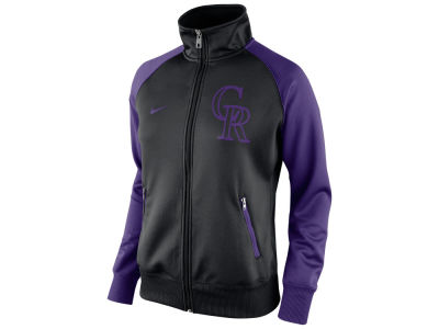 Colorado Rockies Nike MLB Women's 1.5 Track Jacket