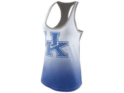 Kentucky Wildcats Nike NCAA Women's Logo Triblend Tank