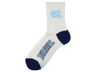 North Carolina Tar Heels Ankle White 501 Sock
