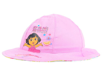 Nickelodeon Toddler Dora Reversible Glitter Bucket