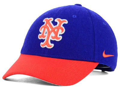 New York Mets Nike MLB Coop Legacy91 Adjustable Cap