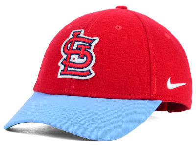 St. Louis Cardinals Nike MLB Coop Legacy91 Adjustable Cap
