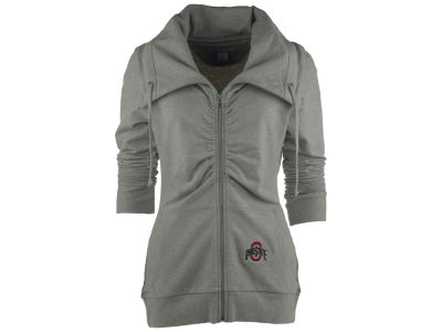 Ohio State Buckeyes NCAA Women's Squeeze Play Full Zip Jacket