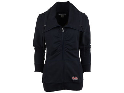 Ole Miss Rebels NCAA Women's Squeeze Play Full Zip Jacket