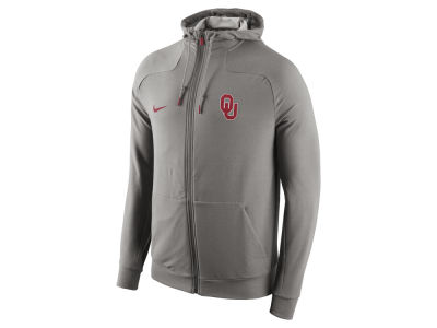 Oklahoma Sooners Nike NCAA Men's Varsity Supernational Full Zip Hoodie