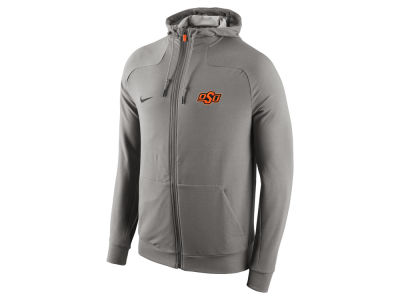 Oklahoma State Cowboys Nike NCAA Men's Varsity Supernational Full Zip Hoodie