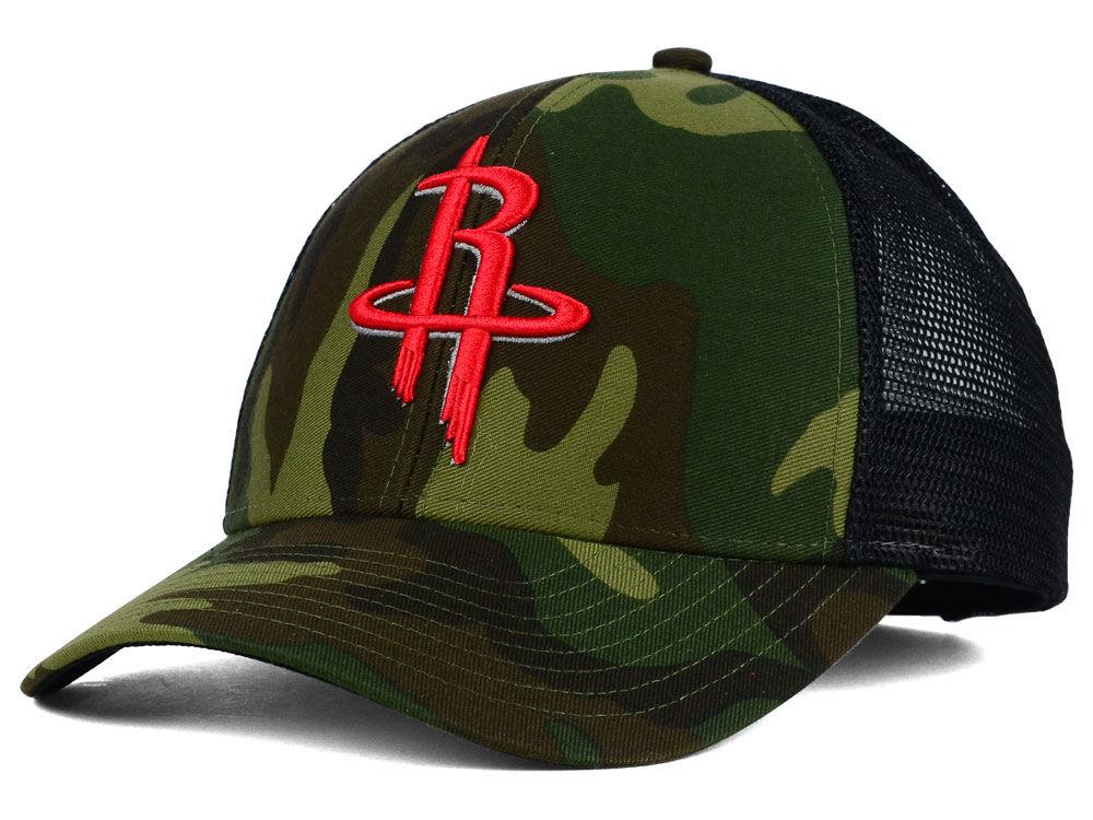on sale 3ea76 ac21a get houston rockets trucker hat 721eb 216a9