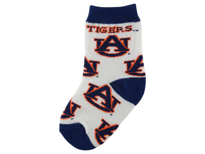 Auburn Tigers All Over Toddler Socks