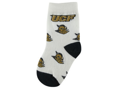 University of Central Florida Knights For Bare Feet All Over Toddler Socks