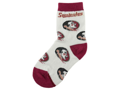 Florida State Seminoles All Over Toddler Socks