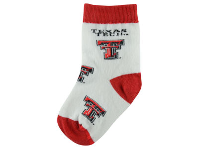Texas Tech Red Raiders For Bare Feet All Over Toddler Socks