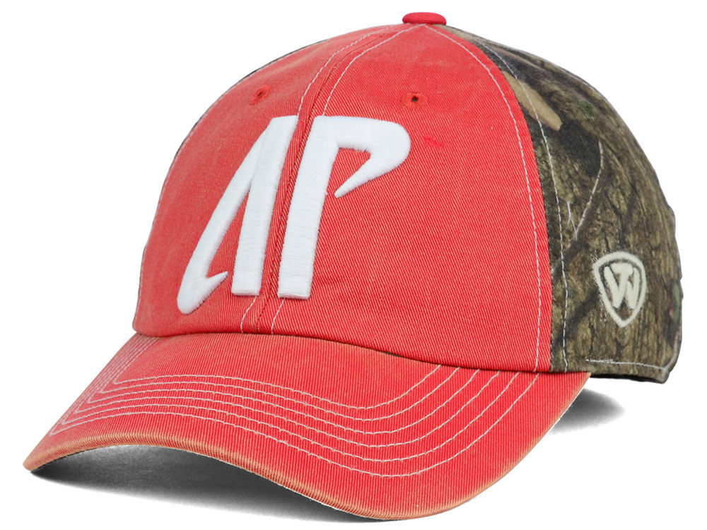 Austin Peay Governors Top of the World NCAA Dirty Camo Cap  1b6980e3a15