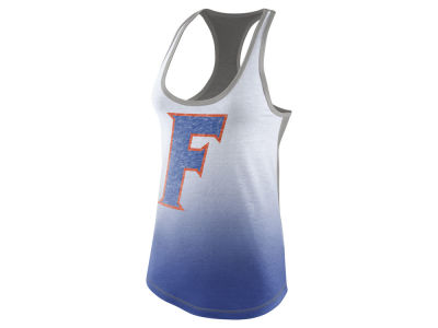Florida Gators Nike NCAA Women's Logo Triblend Tank