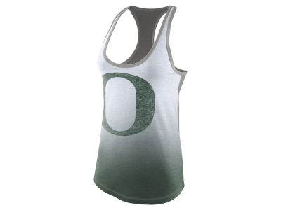 Oregon Ducks Nike NCAA Women's Logo Triblend Tank